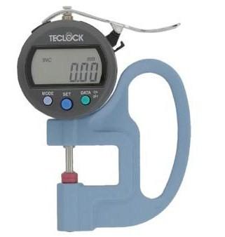 テクロック (TECLOCK) 標準型デジタルシックネスゲージ SMD-540J