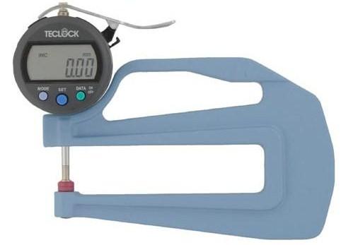 テクロック (TECLOCK) 標準型デジタルシックネスゲージ SMD-550J