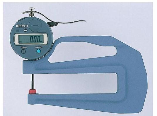 テクロック (TECLOCK) 普及型デジタルシックネスゲージ SMD-550S2 (SMD-550Sの新商品)
