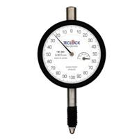 テクロック (TECLOCK) 0.001mm目盛ダイヤルゲージ TM-1201PW