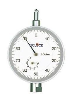 テクロック (TECLOCK) 環状力計用ダイヤルゲージ(標準品) TM-5105LM85-1A