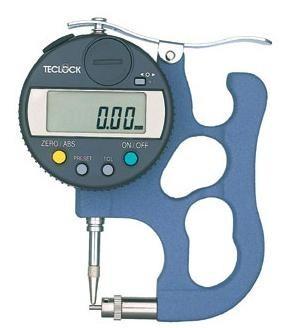 テクロック (TECLOCK) デジタルパイプゲージ TPD-617J