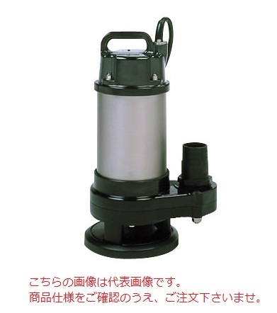 【直送品】 寺田ポンプ 水中ポンプ(新素材製/ステンレス製) CX-400T-60Hz(非自動) (CX-400T-60) (三相200V 60Hz)