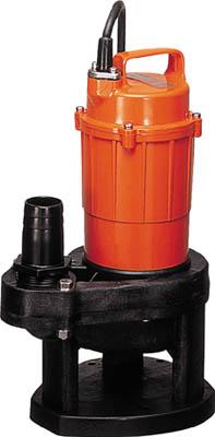 【直送品】 寺田ポンプ 小型水中ポンプ SX-150-50Hz(非自動) (SX-150-50) (単相100V 50Hz)