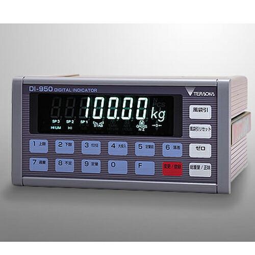 寺岡精工 (TERAOKA) ロードセル指示計 DI-950 BCDタイプ (05403)