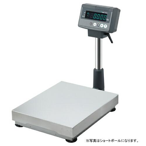 【直送品】 寺岡精工 (TERAOKA) 一体型電子標秤(検定付) DS-805N S-SKS30 (27810) (ショートポールタイプ)