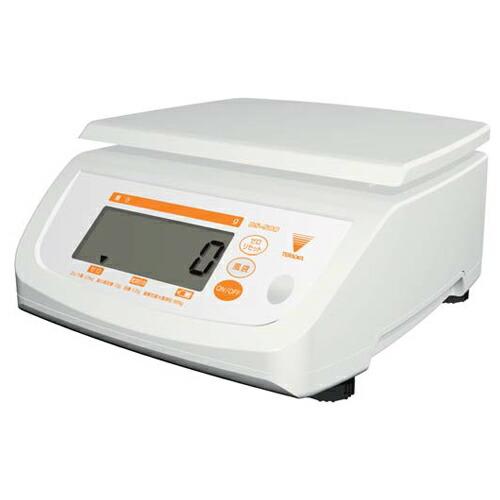 寺岡精工 (TERAOKA) 防水型 デジタル上皿はかり(検定付) DS-500N 2KG (28801)