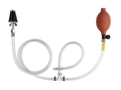 テストー (testo) ガスパイプ圧テストセット 0554 1213