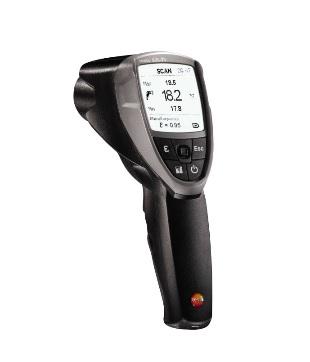 テストー (testo) 赤外放射温度計 testo835-T1 (0560 8354)