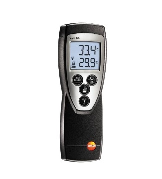 テストー (testo) testo925 K熱電対温度計 本体 0560 9250 08