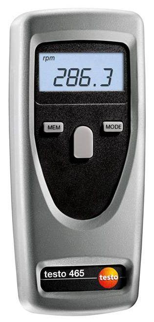 テストー (testo) 非接触式回転計 testo465 (0563 0465)