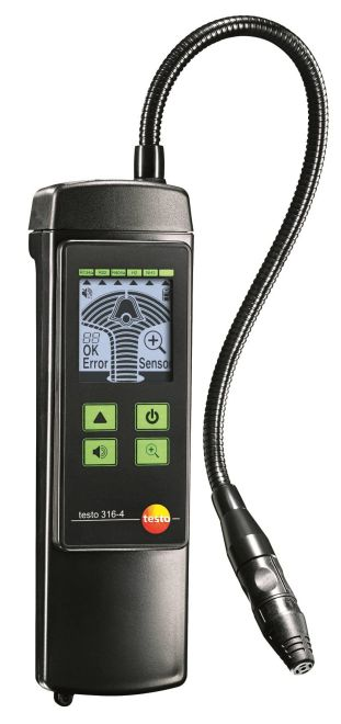 テストー (testo) 冷媒ガス検知器 testo316-4セット1 (0563 3164)