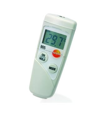 テストー (testo) 赤外放射温度計セット testo805 本体保護用プロテクタ付 (0563 8051)