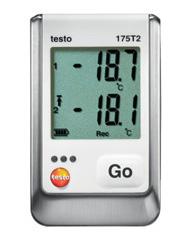 テストー (testo) 温度ロガー testo175T2 (0572 1752)
