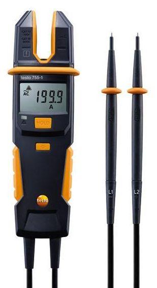 比較してベストな一台を テストー 購入 testo セール特別価格 フォークテスター 0590 testo755-1 7551