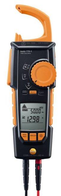 テストー (testo) AC/DCクランプメーター testo770-1 (0590 7701)