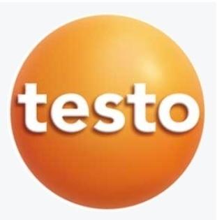【直送品】 テストー (testo) ディーゼルエンジン用デジタルスモークテスター 0632 3382 (testo 338BTセット)