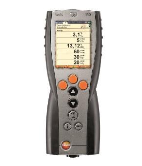 テストー (testo) testo350 コントロールユニット 0632 3511