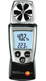 値下げ 比較してベストな一台を テストー testo ベーン式風速計 高級品 0560 testo410-2 4102