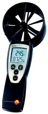 比較してベストな一台を テストー 格安 testo ベーン式風速計 0560 4170 testo417 完売