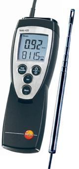 比較してベストな一台を テストー クリアランスsale!期間限定! testo 熱線式風速計 4251 0560 testo425 訳あり