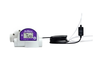 T&D タイマーバルブ 温度センサセット DOV-25BT-TS (Bluetooth/無線LAN搭載)