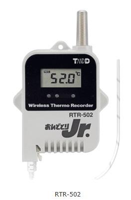 T&D ワイヤレスデータロガー RTR-502 (温度)