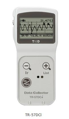 T&D データコレクタ TR-57DCi (赤外線通信タイプ)