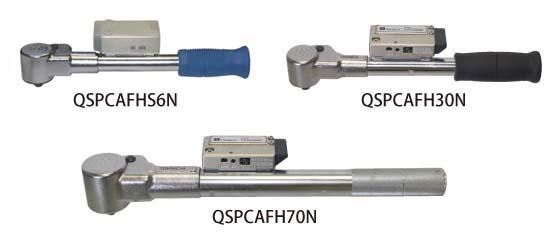 東日製作所 (TOHNICHI) 空転式角度レンチ QSPCAFH70N (単能形)