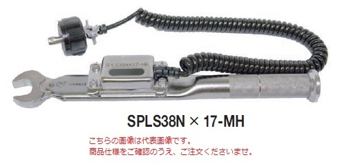 東日製作所 (TOHNICHI) LS式トルクレンチ SPLS19N2-2X10-MH (SPLS19N2-2×10-MH) (単能形)