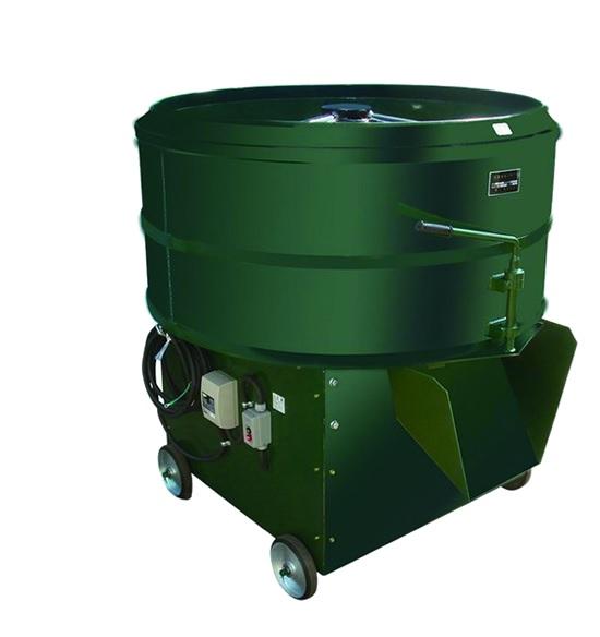【直送品】 トンボ工業 モルタルミキサ (大型ギヤードミキサ) TMM-12 モルミキ12 【大型】