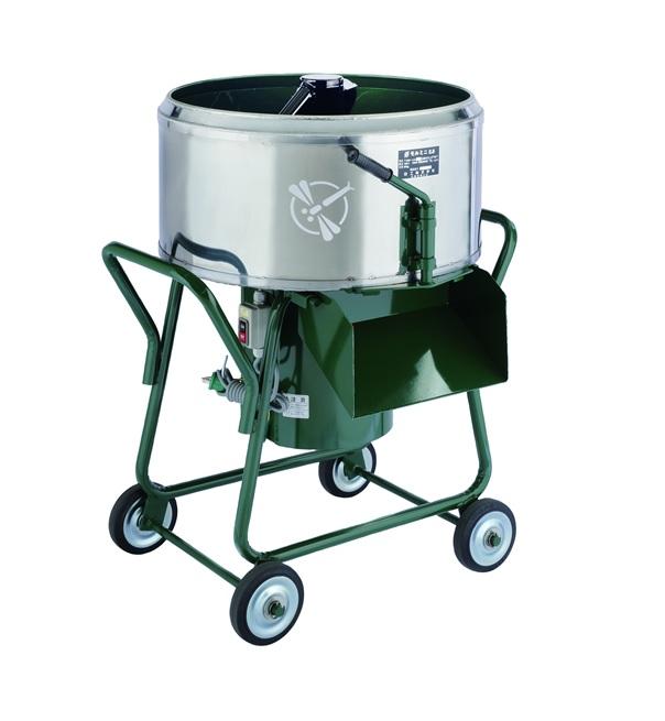 【代引不可】 トンボ工業 モルタルミニミキサ TMM-2.8H モルミニ2.8 【大型】
