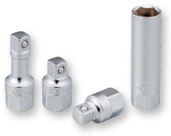 総合工具メーカー TONE トネ 水平対向エンジン向け PG86S 返品送料無料 上等 プラグ交換セット
