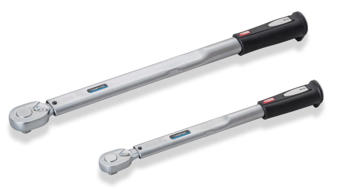 総合工具メーカー!  TONE (トネ) ホイルナット用トルクレンチ T4MP108