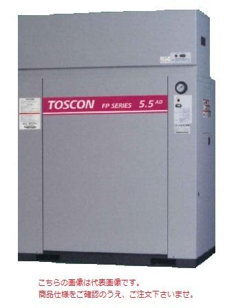 (三相200V 給油式 【直送品】 東芝 FP145-22TAD エアコンプレッサー (TOSHIBA) 50Hz)〈冷凍式エアドライヤ内蔵形〉