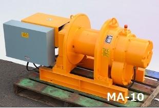 【直送品】 トーヨーコーケン マイティプラー MA-10G12(S) 《受注生産品》 【送料別】