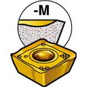 サンドビック コロミル490用チップ 1020 10個入 490R-08T316M-KM 1020 (359-3711) 《チップ》
