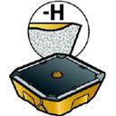 サンドビック コロミル360用チップ 4230 5個入 360R-28 07M-PH 4230 (359-4165) 《チップ》