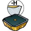 サンドビック コロミル360用チップ 3220 5個入 360R-28 07M-KH 3220 (359-4602) 《チップ》