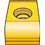 サンドビック コロミル170用ルートチップ 1030 10個入 170-16-240860E-PRHN 1030 (559-1104) 《チップ》
