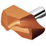 サンドビック(株) サンドビック コロドリル870チップ COAT 5個入 870-1360-13-KM (565-5021) 《チップ》