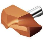 サンドビック(株) サンドビック コロドリル870チップ COAT 2個入 870-1780-17-KM (565-5986) 《チップ》