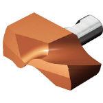 サンドビック(株) サンドビック コロドリル870チップ 870-2858-28-GP (565-8241) 《チップ》