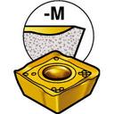 サンドビック(株) サンドビック コロミル490用チップ 1020 10個入 490R-140408M-PM 1020 (604-6231) 《チップ》