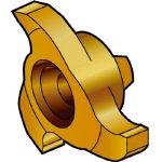 サンドビック(株) サンドビック コロミル327用溝入れチップ 2個入 327R09-18 15001-GMM (604-7211) 《チップ》