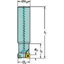 サンドビック コロミル490エンドミル 490-025A20-08M (359-4220) 《ホルダー》