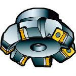サンドビック コロミル345カッター 345-125Q40-13HX (560-9585) 《ホルダー》