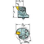 サンドビック コロターンSL コロターンRC用カッティングヘッド 570-DDUNL-80-15X (563-2641) 《ホルダー》