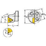 サンドビック コロターンSL コロターン111用カッティングヘッド 570-STFPR-16-11 (601-3261) 《ホルダー》