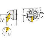 サンドビック コロターンSL コロターン107用カッティングヘッド 570-SVUCL-25-11-D (601-3341) 《ホルダー》